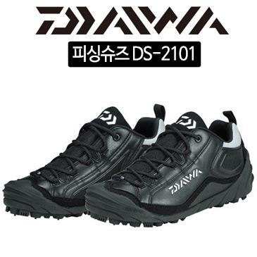 다이와 피싱슈즈 DS-2101 [블랙] /기동성이 뛰어남/인기상품